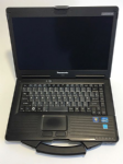 "Panasonic Toughbook CF-53 Mk2 Win 10 Core i5 2.6GHz 4GB 500GB 14"" Touchscreen - Used"